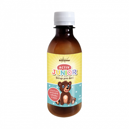 ACTIV JUNIOR SIRUP 200 ML