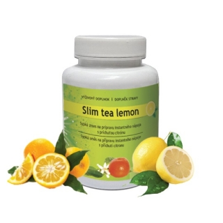 ACTIVSTAR SLIM TEA LEMON 98 g