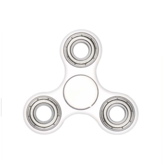 Hand Spinner biely